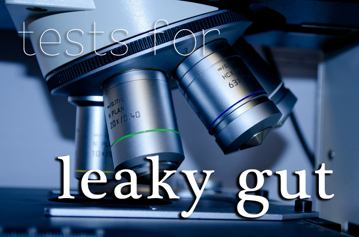 Tests for Leaky Gut