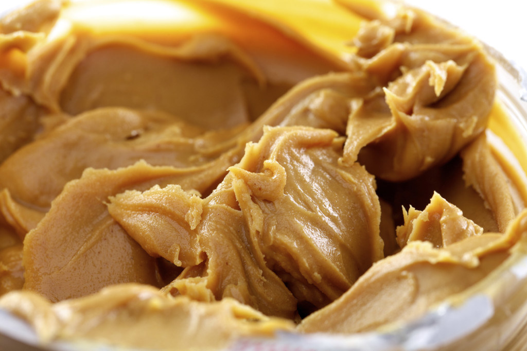Peanut Butter is a top food for vitamin e