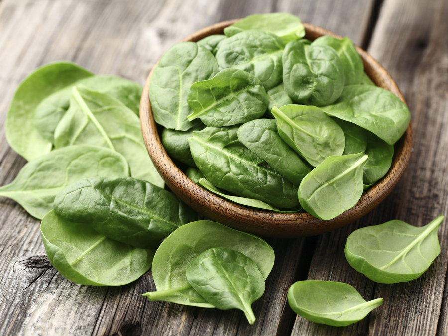 Spinach for Vitamin E