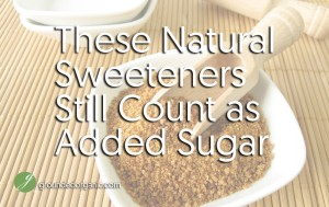 """What """"Counts"""" as Added Sugar?"""