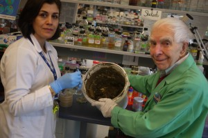 Study: Antibacterial Properties of Ancient Clay Unearthed