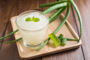 Drinking Aloe Vera Juice May Help with Diabetes
