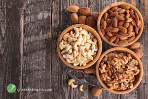 Nuts Help Curb Inflammation