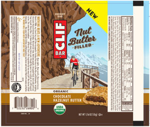 Organic Clif Bar Recalled