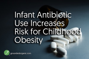 Infant Antibiotic Use Increases Risk for Childhood Obesity